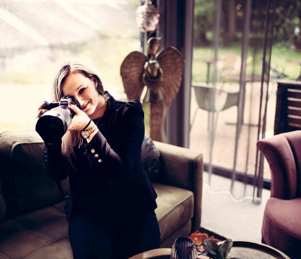 Natalia Smith eigenaar en fotograaf