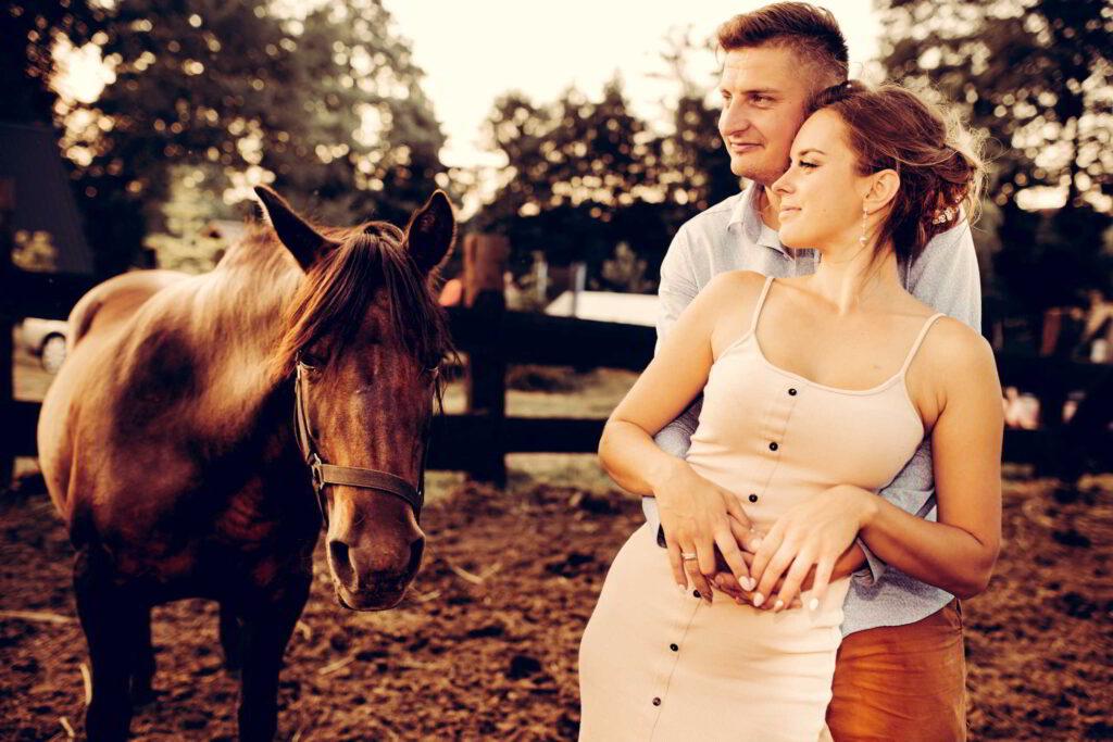 lovefotoshoot, paarden staa, huvelijkaanzoek, zuid holland